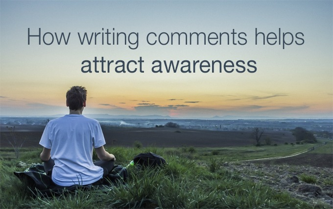 attract awareness