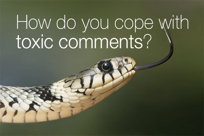 toxic comments
