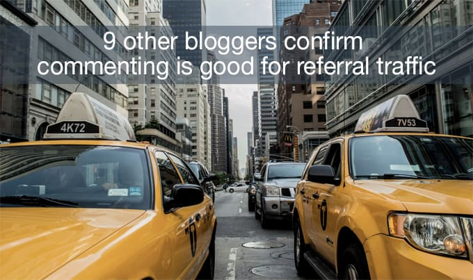 referral traffic