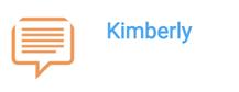 Kimberley's gravatar