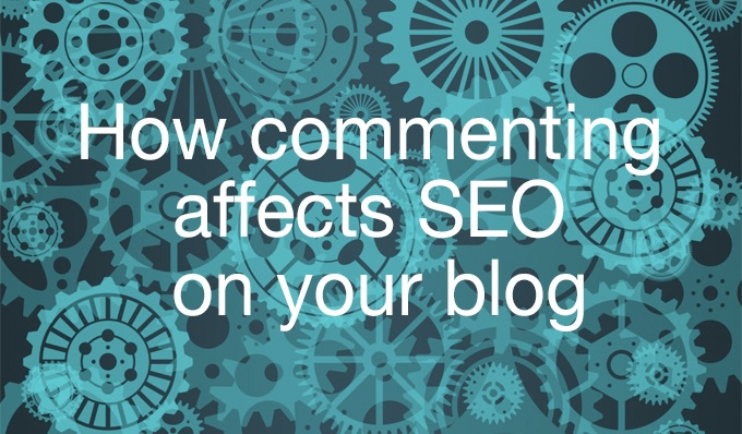 commenting affects SEO