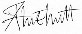 Alice Elliott's Signature