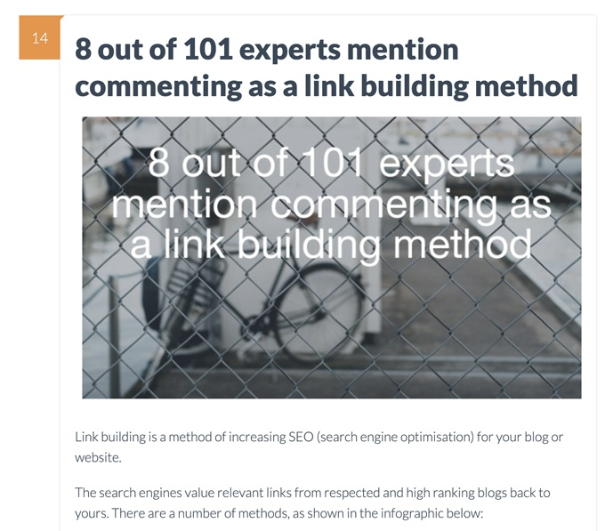 link building methods post