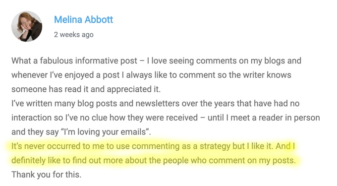 parting comment 2