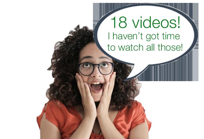 18 videos
