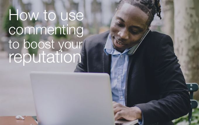 boost your reputation