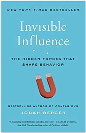 Invisible Influence The hidden forces that shape behaviour