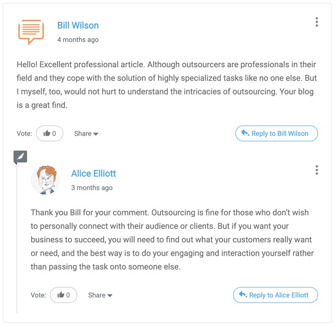 Bill Hello comment