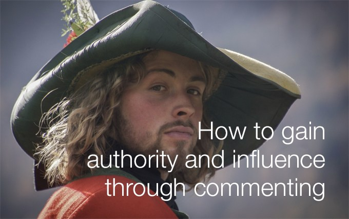 How to gain authority