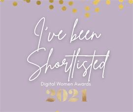 Digital Women 2021 Shortlisted