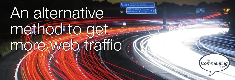 Alternative Traffic banner